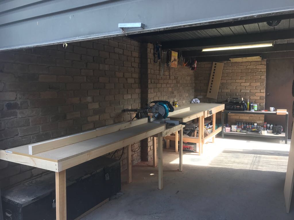 Home Woodworking Workshop Setup Doing It Right Woodwork Junkie
