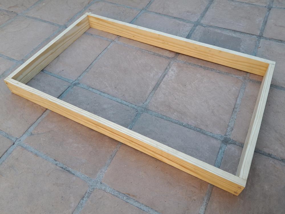 an infinity mirror coffee table building tutorial | woodwork junkie