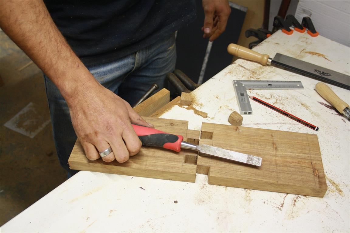 How To Make Quality Hand Cut Finger Joints Woodwork Junkie