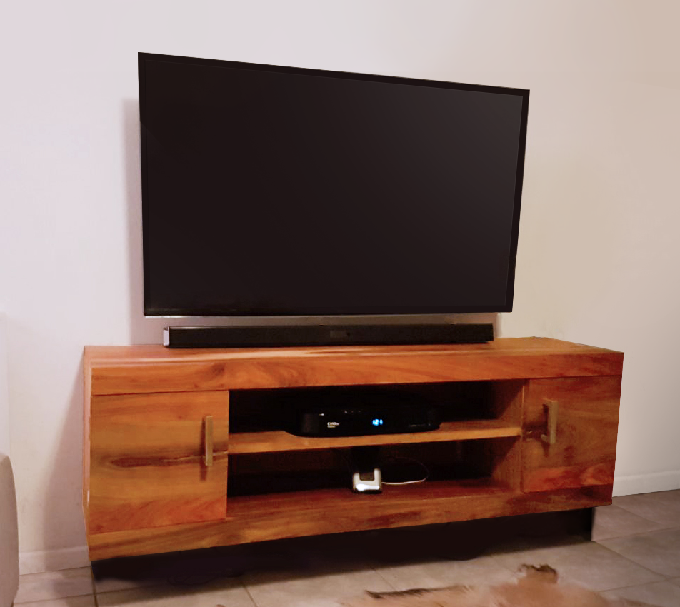 Floating Wall Mount Tv Cabinet Plans And Build Tutorial Fast