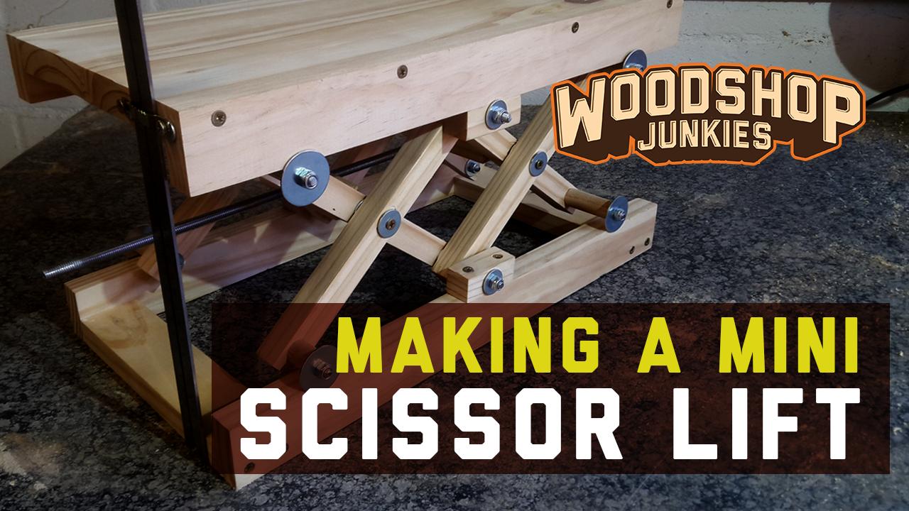 Diy Scissor Lift Trailer - Diy Virtual Fretboard