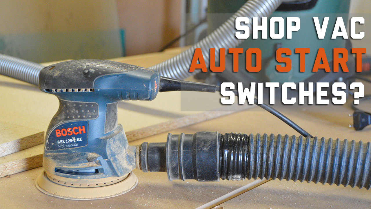 Oskool Automatic Vacuum Switch Allows Power Tool to Turn Vacuum//Accessory on and Off Automatically